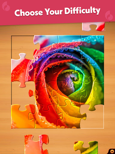 Jigsaw Puzzle: Create Pictures with Wood Pieces Apkfinish screenshots 16