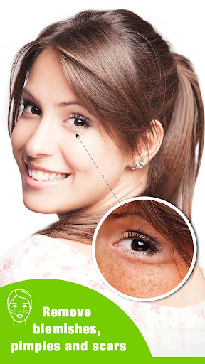 Face Enhancer - Photo Face Blemishes Remover 1.3 Screenshots 2
