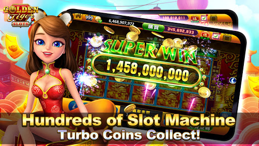 Golden Tiger Slots - Online Casino Game 2.1.3 screenshots 1