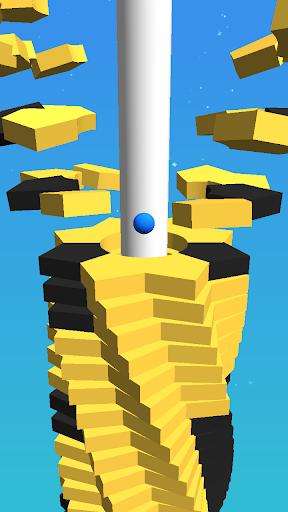 Drop Stack Ball - Blast Crash Helix 3D 2.2 screenshots 1