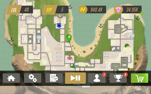 Real Gangster Crime 2 Mod Apk (UNLIMITED UPGRADE POINTS) 6