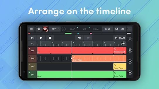 Remixlive Mod Apk- Make Music & Beats (Paid Features Unlocked) 5