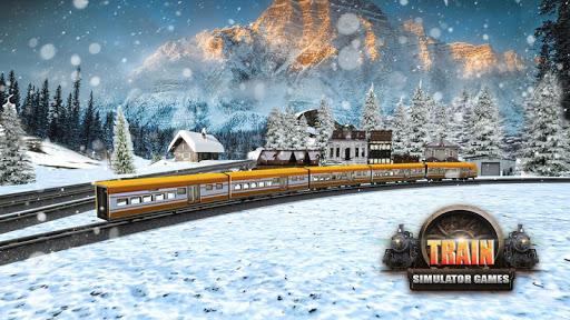 Train Games Simulator : Indian Train Driving Games 4.5 Screenshots 11