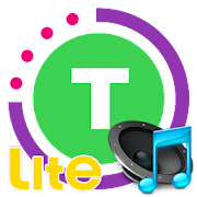 TABATA timer, HIIT timer with music Lite