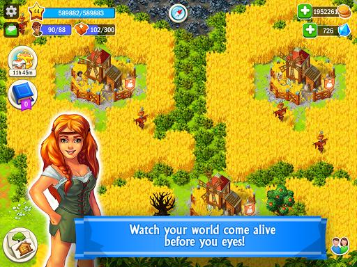 WORLDS Builder: Farm & Craft  screenshots 7
