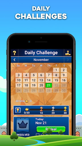 Castle Solitaire: Card Game 1.4.0.624 screenshots 3