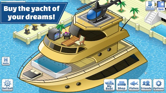 Nautical Life MOD Apk 2.3 (Unlimited Money) 1