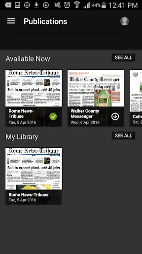 Rome News-Tribune 4.7.16.0331 Screenshots 4