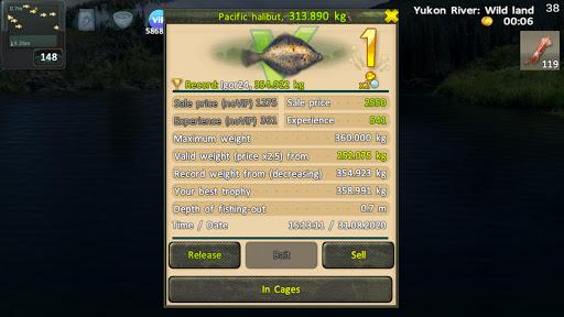 World of Fishers, Fishing game 284 screenshots 2