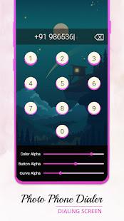 Image For Photo Phone Dialer - Photo Caller ID, 3D Caller ID Versi 1.0 3