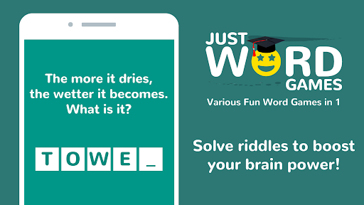Just Word Games - Guess the Word & Word Puzzles 1.10.5 screenshots 8
