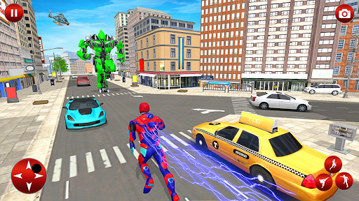 Superhero Robot Speed: Super Hero Game screenshots 5