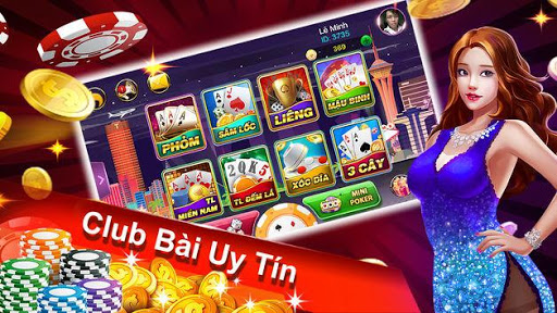 Casino Club - Game Danh Bai Online  Screenshots 1
