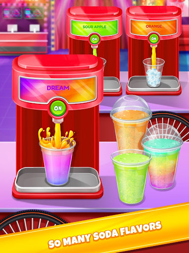 Crazy Movie Night Food Party - Make Popcorn & Soda 1.4 screenshots 2