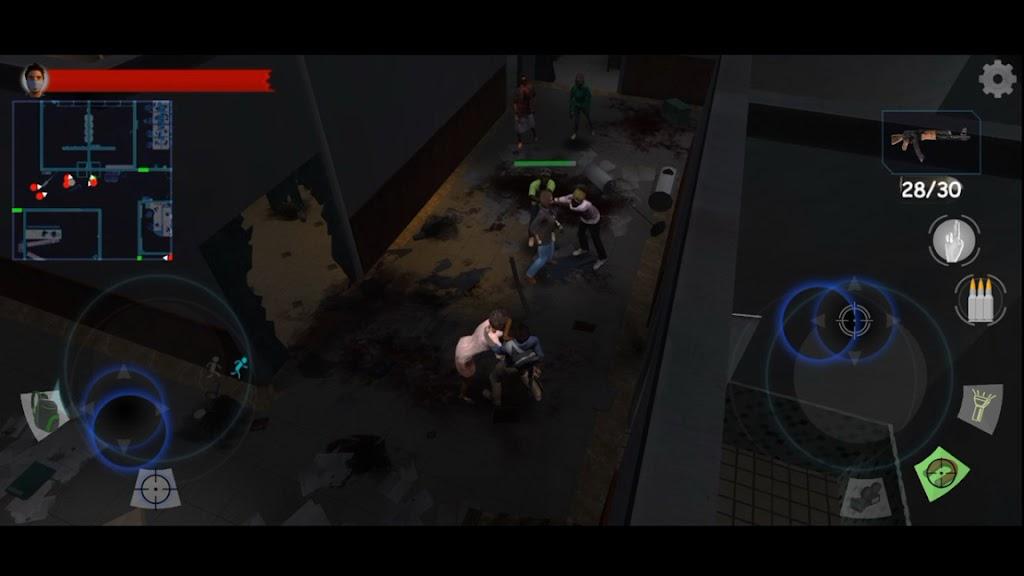 Zombie Game: Disease Of Hazard  poster 6