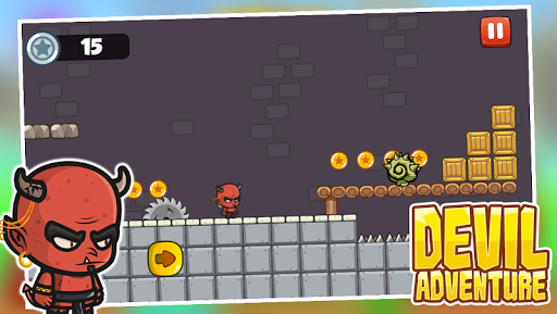 Rampage Devil Adventure 1.0.0 screenshots 1