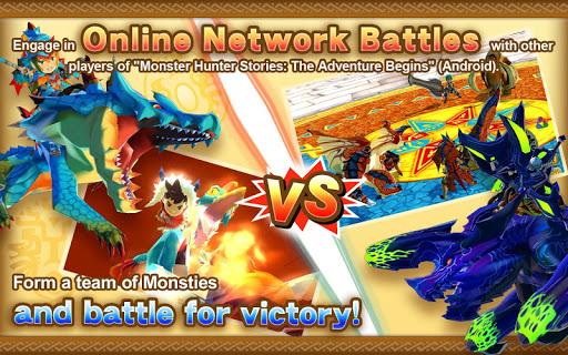 Monster Hunter Stories  screenshots 14