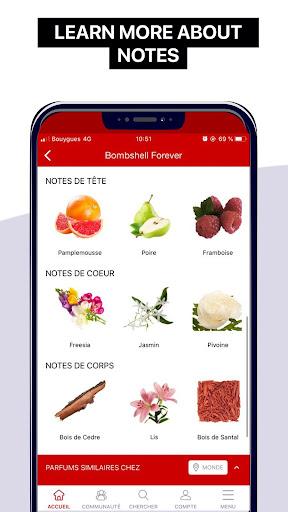 PERFUMIST Perfumes Advisor 4.0.35 Screenshots 5