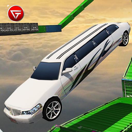 Impossible Limo Simulator Driving Stunt Track 2017