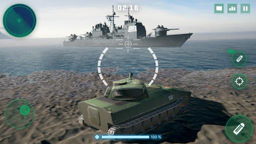 War Machines: Tank Battle - Army & Military Games apktreat screenshots 1