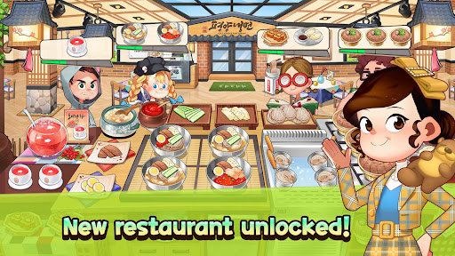 Cooking Adventureu2122 with Korea Grandma  screenshots 1