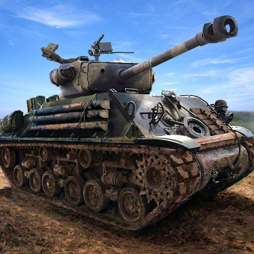 Battle Tanks: army tank games
