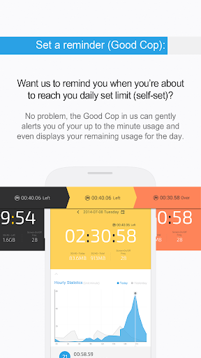 UBhind: No.1 Mobile Life Tracker/Addiction Manager 4.21.0 screenshots 12