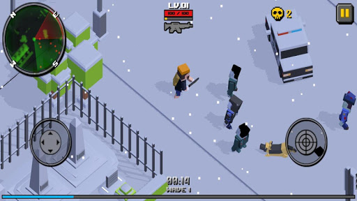 Pixel Zombie Frontier modavailable screenshots 2
