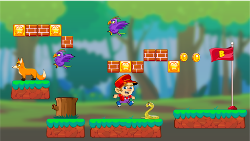 Super Dario World 2 - Jungle Boy Adventure 2020 1.1.21 screenshots 2