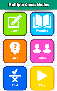 Math Games, Learn Add, Subtract, Multiply & Divide 10.7 screenshots 2