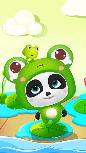 Talking Baby Panda - Kids Game  Screenshots 11