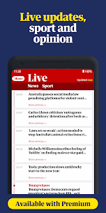 The Guardian – Live World News, Sport & Opinion (PREMIUM) 6.56.2494 Apk + Mod 3