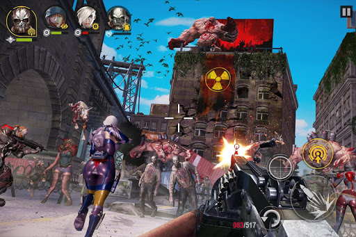 DEAD WARFARE: RPG Zombie Shooting - Gun Games 2.19.6 screenshots 16