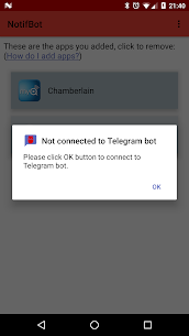 NotifBot 0.6.1 APK Mod for Android 2