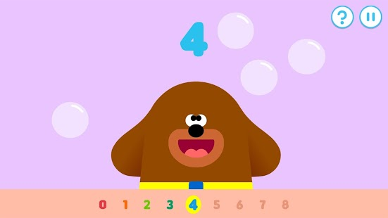 Hey Duggee: The Counting Badge Screenshot