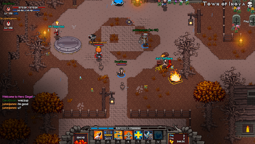 Hero Siege: Pocket Edition 5.2.3 screenshots 8
