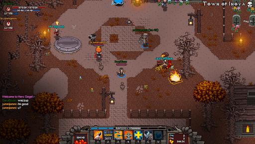 Hero Siege: Pocket Edition 5.2.4 screenshots 8