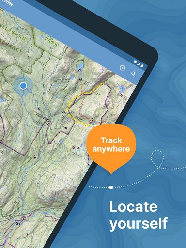 Avenza Maps: Offline Mapping  Screenshots 9