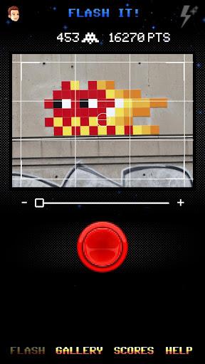 FlashInvaders 5.1.1 screenshots 2