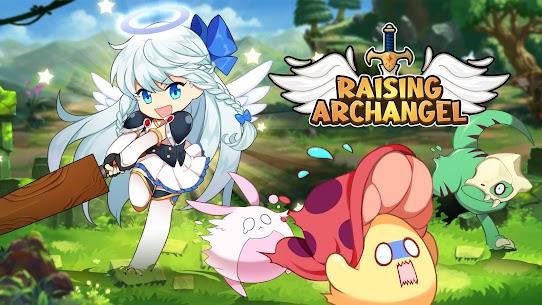 Raising Archangel: AFK Angel Adventure Full Apk İndir 1