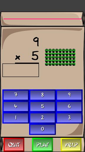 Multiplication Ninja 31 screenshots 3