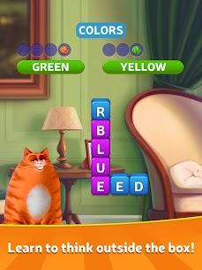 Kitty Scramble MOD APK: Word Stacks (Unlimited Money) 7