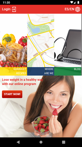 Garaulet Diet online screenshot 1