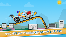 クールカーズ - 子供のためのレーシングゲームのおすすめ画像1