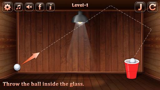 Glass Pong 1.06 screenshots 1