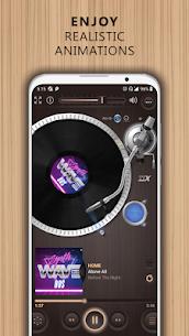 Vinylage Music Player Mod Apk (No Ads) 2