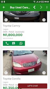 Best Used Cars In Nigeria