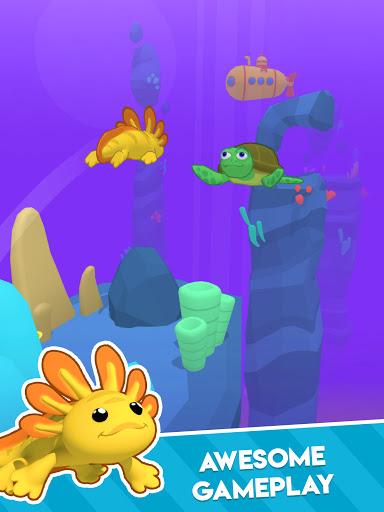 Axolotl Rush apkdebit screenshots 6