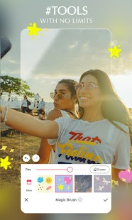 Meitu – Beauty Cam, Easy Photo Editor Capture d'écran