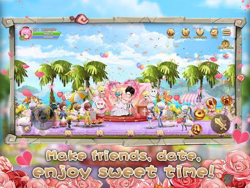 Rainbow Story: Fantasy MMORPG  screenshots 11